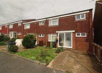 Thumbnail 4 bed end terrace house for sale in Wayford Close, Eastbourne