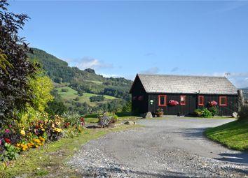 Thumbnail Property for sale in Lot 1 - Farragon Lodge, Drumcroy, Aberfeldy