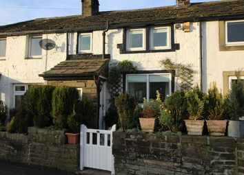Thumbnail 2 bed terraced house for sale in Denholme Road, Oxenhope, Keighley