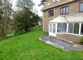 Thumbnail 2 bed flat to rent in Langland Road, Langland, Swansea
