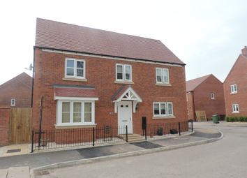 Thumbnail 4 bed detached house for sale in Holden Park, Stafford, Staffordshire