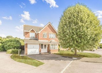 Thumbnail 4 bedroom detached house for sale in Manchester Close, Stevenage, Hertfordshire, England