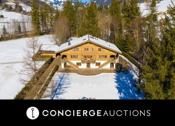 Thumbnail 5 bed château for sale in Gsteigstrasse 134, Gstaad, Bern, Switzerland