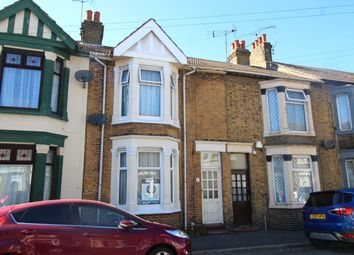 Thumbnail 2 bed terraced house to rent in Alexandra Road, Sheerness