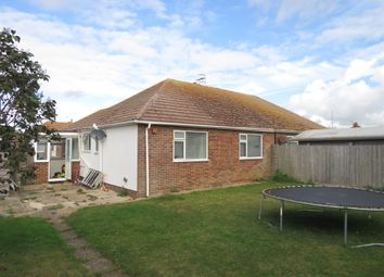 Thumbnail Semi-detached bungalow for sale in Bayview Road, Peacehaven