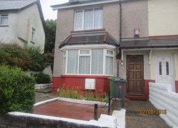 Thumbnail 2 bedroom property to rent in Vachell Road, Ely, Cardiff