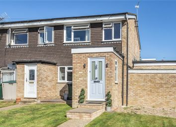 Hall Close, Mill End, Rickmansworth, Hertfordshire WD3. 3 bed end terrace house