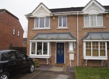 Thumbnail 3 bedroom semi-detached house for sale in Hotspur Drive, Colwick, Nottingham, Nottinghamshire