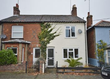Thumbnail 3 bed semi-detached house to rent in Fairfield Road, Saxmundham