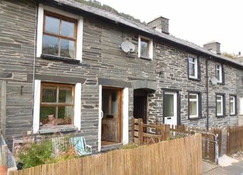 Thumbnail 3 bed terraced house for sale in 6, Garnedd Wen, Corris, Gwynedd