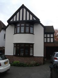 Thumbnail 1 bed flat to rent in Crofton Road, Orpington