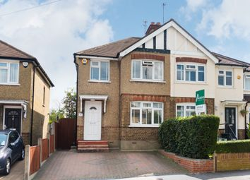 Thumbnail 3 bed semi-detached house for sale in Snowden Avenue, Hillingdon, Middlesex