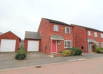 Thumbnail 3 bed detached house for sale in Yeats Drive, Warwick, Warwickshire