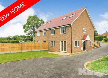 Thumbnail 4 bed semi-detached house for sale in Brickyard Lane, Mark Cross, Crowborough