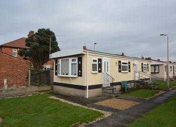 Thumbnail 2 bedroom mobile/park home for sale in Sunnyhurst Park, South Shore, Blackpool
