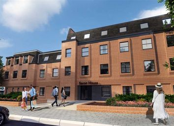 Thumbnail 1 bed flat for sale in Saxon House, Cromwell Square, Ipswich