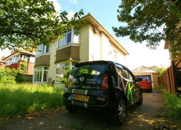 Thumbnail 5 bedroom detached house to rent in Bethia Road, Bournemouth