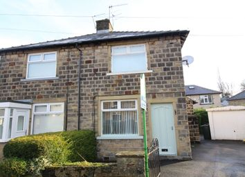 Thumbnail 2 bed semi-detached house to rent in Rosewood Avenue, Riddlesden, Keighley
