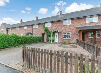 Thumbnail 3 bedroom terraced house for sale in Manor Gardens, Market Drayton