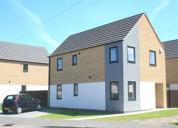 Thumbnail 3 bed detached house for sale in Golden Fleece Court, Beckett Road, Doncaster