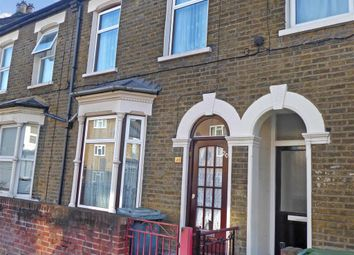 Thumbnail 3 bed terraced house for sale in Braemar Road, Plaistow, London
