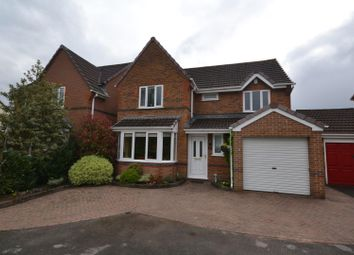 Thumbnail 4 bed detached house for sale in Freshwater Close, Great Sankey, Warrington