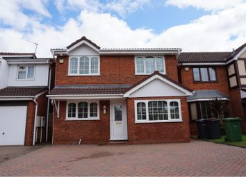 Thumbnail 3 bed detached house for sale in Tintern Way, Bedworth