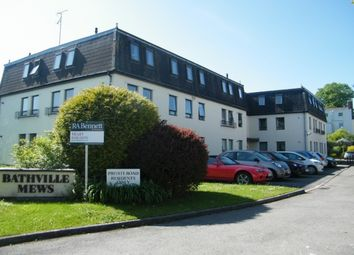 Thumbnail 1 bed flat to rent in Bathville Mews, Cedar Court Road, Cheltenham