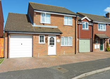 Thumbnail 4 bed detached house for sale in Beuzeville Avenue, Hailsham