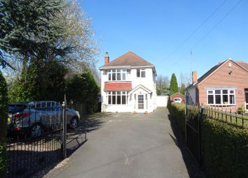 Thumbnail 3 bed detached house for sale in Blackwood, Coalville