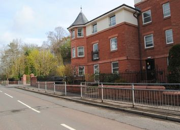 Thumbnail 2 bed flat for sale in Blantyre Road, Bothwell
