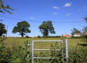 Thumbnail Land for sale in The Lea, Cooper Road, North Walsham