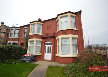 Thumbnail 1 bedroom property to rent in Manor Road, Wallasey