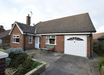 Thumbnail 2 bed detached bungalow for sale in Outseats Drive, Alfreton, Derbyshire