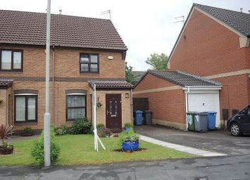 Thumbnail 2 bed semi-detached house for sale in Abbotsbury Way, Croxteth Park, Liverpool