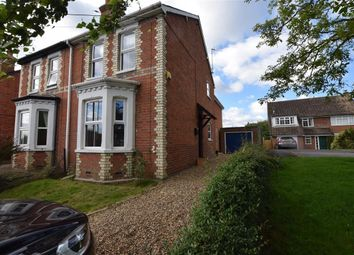 Thumbnail 3 bed semi-detached house for sale in Arborfield Road, Shinfield, Reading