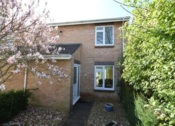 Thumbnail 2 bed terraced house for sale in Burnley Close, Newton Abbot, Devon