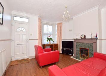 Thumbnail 3 bed terraced house for sale in St. Johns Road, Upper Gillingham, Kent