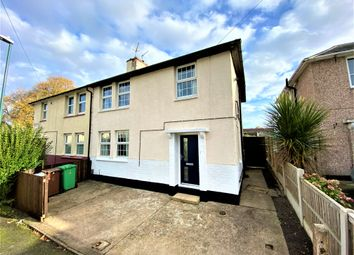 Thumbnail 3 bed semi-detached house for sale in Bowness Avenue, Nottingham
