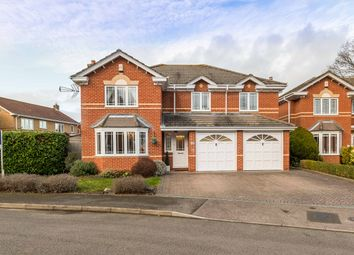 Thumbnail 5 bed detached house for sale in Sovereign Crescent, Titchfield Common