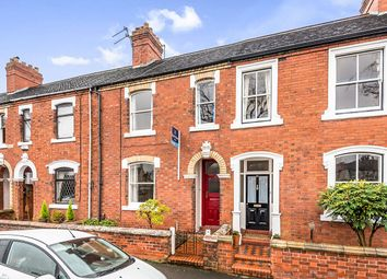 Thumbnail 2 bed terraced house for sale in Kings Avenue, Stone