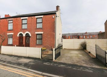 Thumbnail 3 bed semi-detached house for sale in Church Street, Standish, Wigan