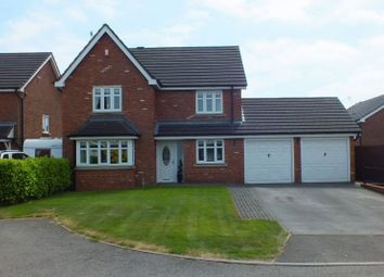 Thumbnail 4 bed detached house to rent in William Coltman Way, Tunstall, Stoke-On-Trent