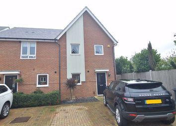 Thumbnail 2 bed semi-detached house for sale in Heathland Way, Grays, Essex