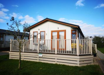 Thumbnail 3 bed lodge for sale in Cambridge Road, Stretham, Ely