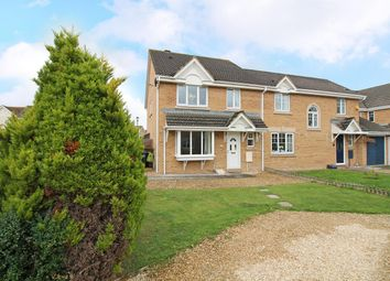 Thumbnail 4 bed semi-detached house for sale in The Park, Portishead, North Somerset