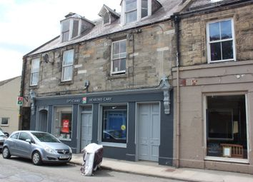 Thumbnail 1 bed flat for sale in Northgate, Peebles, Scottish Borders