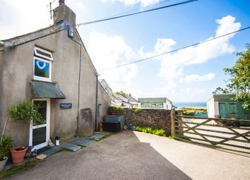 Thumbnail 1 bed cottage to rent in Treligga, Delabole