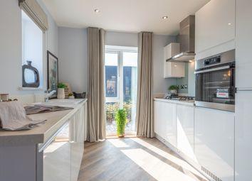 Thumbnail 2 bedroom terraced house for sale in Hengrove Promenade, Bristol