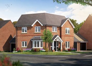 "Thumbnail 4 bed detached house for sale in ""The Keelcroft"" at Oxford Road, Benson, Wallingford"